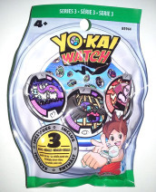 Yo-Kai Watch Medal Blind Bag Serie 3
