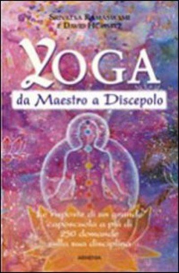 Yoga da maestro a discepolo - David Hurwitz | Jonathanterrington.com