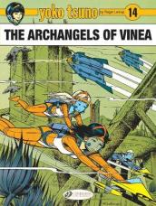 Yoko Tsuno Vol. 14: The Archangels Of Vinea