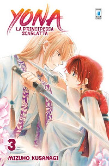 Yona la principessa scarlatta. 3. - Mizuho Kusanagi | Thecosgala.com