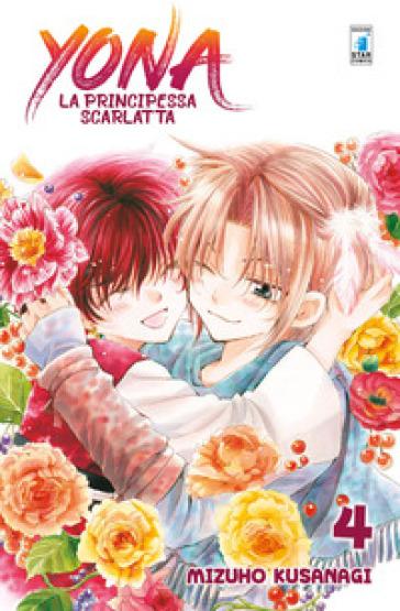 Yona la principessa scarlatta. 4. - Mizuho Kusanagi | Ericsfund.org
