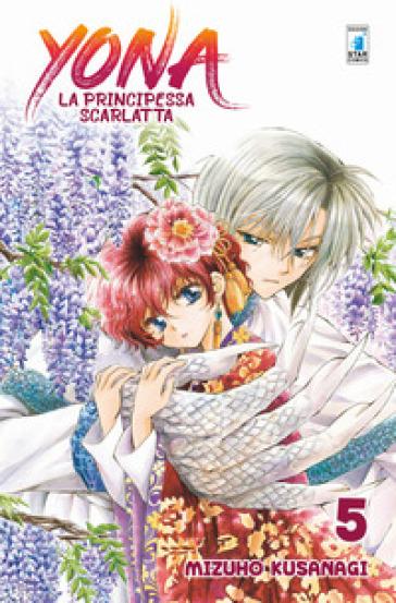 Yona la principessa scarlatta. 5. - Mizuho Kusanagi |
