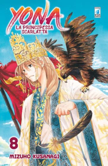 Yona la principessa scarlatta. 8. - Mizuho Kusanagi | Thecosgala.com