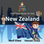 Yosif Travel Books for Kids - New Zealand