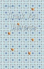Your Notebook! Thank You Universe