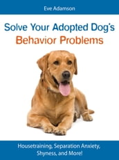 Solve Your Adopted Dog s Behavior Problems