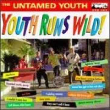 Youth runs wild !