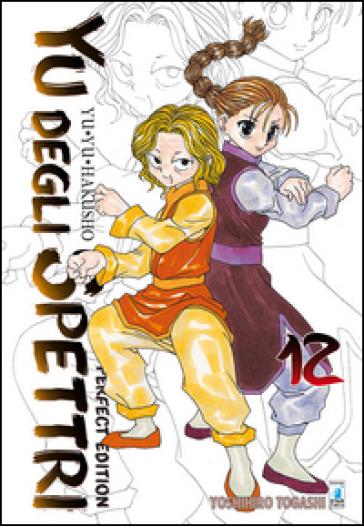 Yu degli spettri. Perfect edition. 12. - Yoshihiro Togashi |