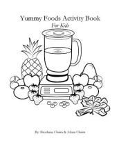 Yummy Foods Activity Book
