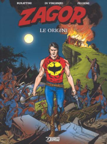 Zagor. Le origini - Moreno Burattini |
