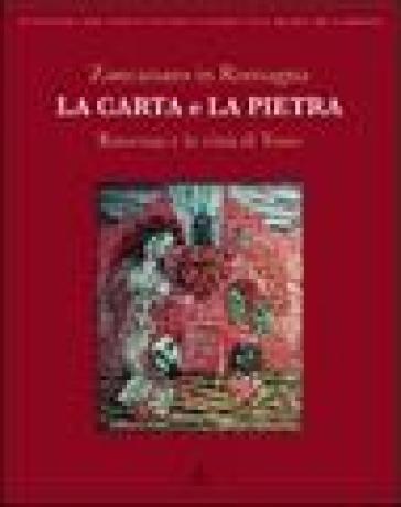 Zancanaro in Romagna. La carta e la pietra. Ravenna e le città di Tono - O. Pieraccini |