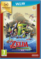 Zelda Wind Waker Select