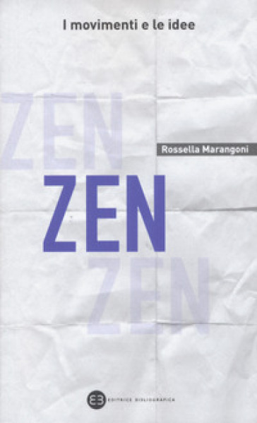 Zen - Rossella Marangoni pdf epub
