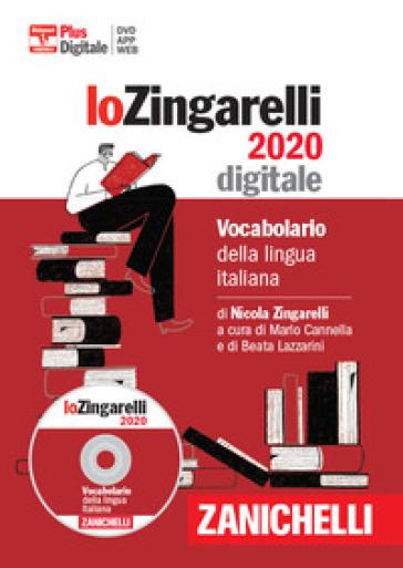Lo Zingarelli 2020. Vocabolario della lingua italiana. Polibox. DVD-ROM. Con aggiornamento online. Con app. Con Contenuto digitale per download - Nicola Zingarelli |