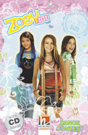 Zoey 101. Helbling Readers. Movies Registrazione in inglese britannico. Zoey 101 (Level A1). Con CD-Audio