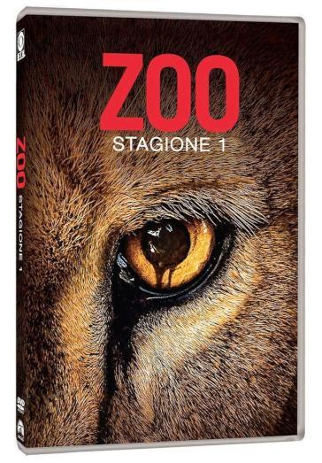 Zoo - Stagione 01 (4 DVD)