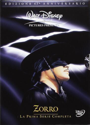Zorro la prima serie completa dvd edizione ° anniversario
