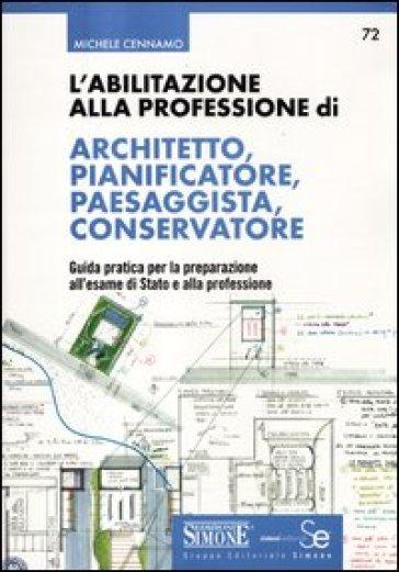 L 39 abilitazione alla professione di architetto for Capannone pianificatore di layout