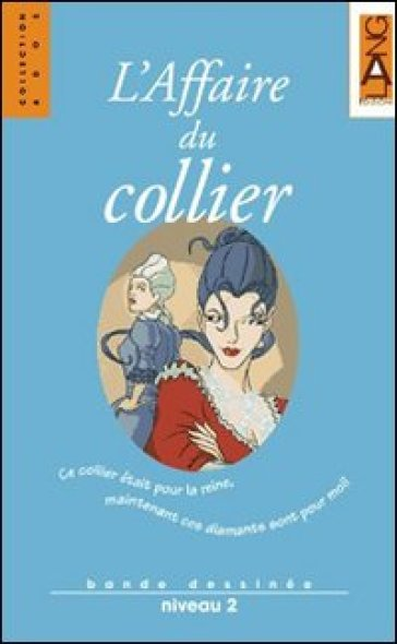 L'affaire du collier. Con audiolibro. CD Audio