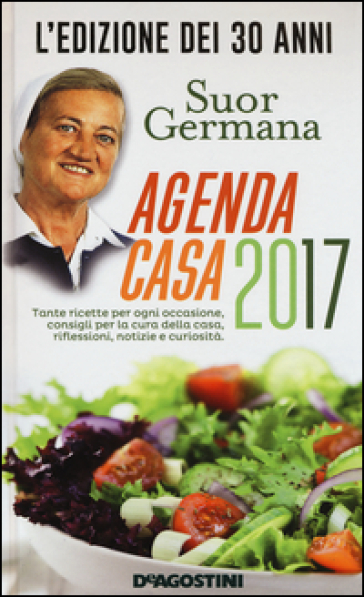 L'agenda casa di suor Germana 2017