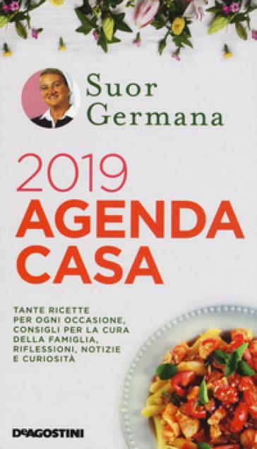 L'agenda casa di suor Germana 2019 - Germana (suora) | Jonathanterrington.com