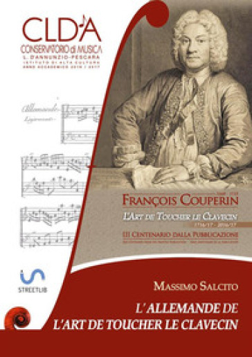 L'allemande de L'art de toucher le clavecin - Massimo Salcito   Rochesterscifianimecon.com