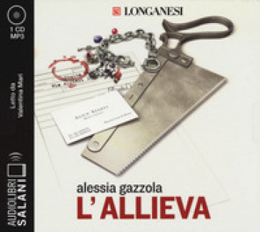 L'allieva letto da Valentina Mari. Audiolibro. CD Audio formato MP3 - Alessia Gazzola   Rochesterscifianimecon.com