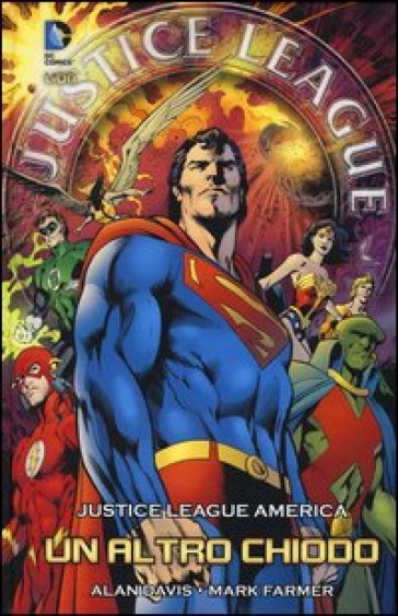 Un altro chiodo. Justice League America - Alan Davis |