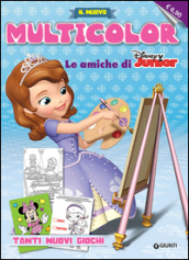 Le amiche di Disney Junior. Multicolor