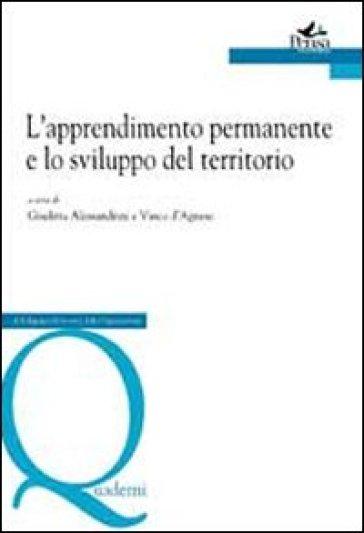 L'apprendimento permanente e lo sviluppo del territorio - Giuditta Alessandrini | Rochesterscifianimecon.com