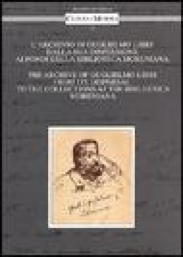 L'archivio di Guglielmo Libri dalla sua dispersione ai Fondi della Biblioteca Moreniana. Ediz. italiana e inglese -  pdf epub