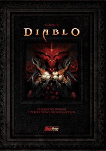 L'arte di Diablo. Ediz. illustrata - Jake Gerli | Ericsfund.org