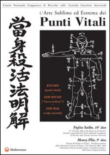 L'arte sublime ed estrema dei punti vitali - Fujita Saiko |