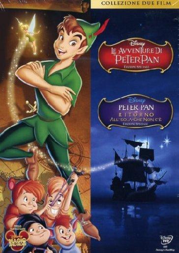 Le avventure di Peter Pan + Peter Pan in  Ritorno all Isola che non ... e3481d4c14bb