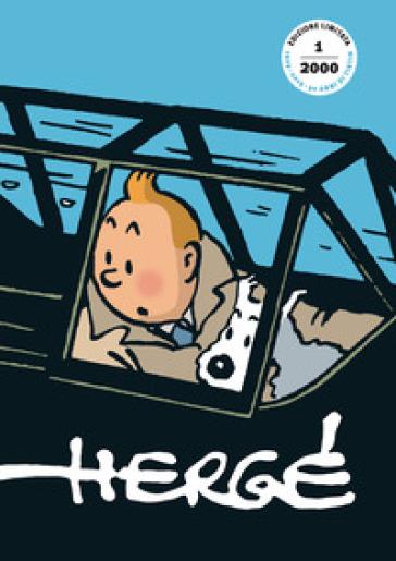 Le avventure di Tintin. Ediz. limitata - Hergé |