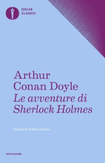 Le avventure di Sherlock Holmes - Arthur Conan Doyle | Jonathanterrington.com