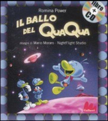 Il Ballo Del Qua Qua Con Cd Audio Romina Power Mario Moraro