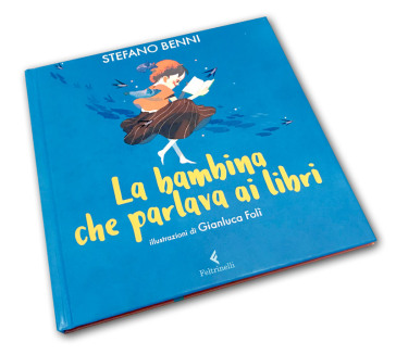 La bambina che parlava ai libri in omaggio stefano for Regalo libri gratis