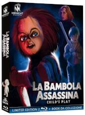 La bambola assassina (2 Blu-Ray)(edizione limitata) (+booklet) (+cartolina)