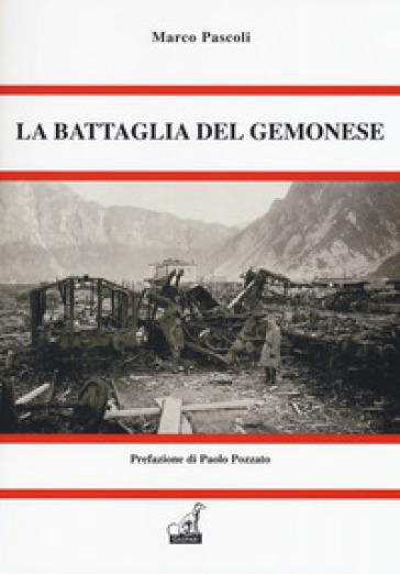 La battaglia del Gemonese. Dalla Val Venzonassa a Sella Foderor, da Flaipano al Ponte di Braulins, 27-30 ottobre 1917 - Marco Pascoli |