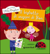 Il biglietto di auguri di Ben. Ben & Holly's Little Kingdom