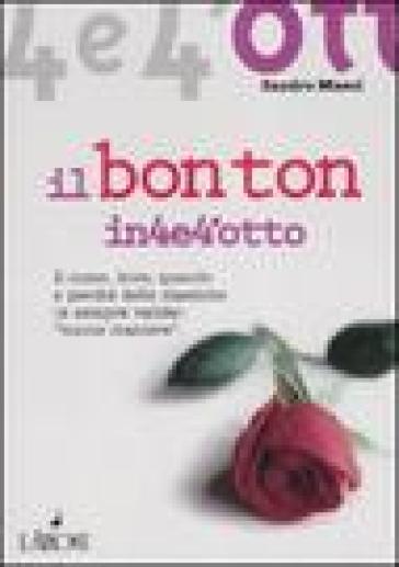 Il bon ton in quattro e quattrotto - Sandro Masci   Jonathanterrington.com
