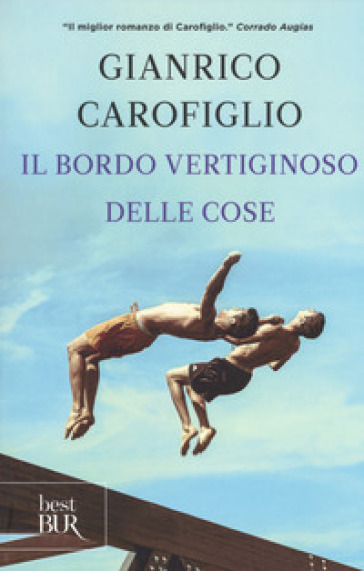 Il bordo vertiginoso delle cose - Gianrico Carofiglio | Kritjur.org