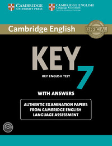 cabridge key 7 + cd