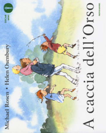 A caccia dell'Orso. Ediz. a colori - Michael Rosen | Jonathanterrington.com