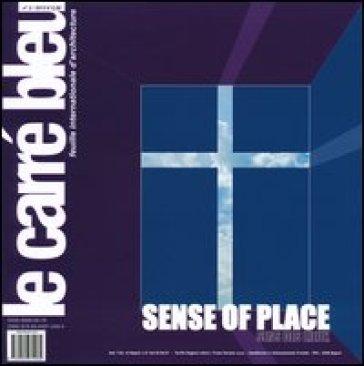 Le carré bleu (2013). Ediz. multilingue. 2.Sense of place - M. Pica Ciamarra | Rochesterscifianimecon.com