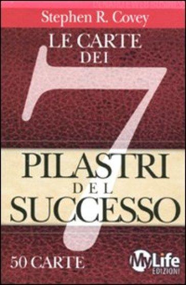Le carte dei 7 pilastri del successo. 50 carte - Stephen R. Covey   Rochesterscifianimecon.com