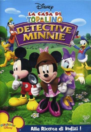 La casa di topolino detective minnie dvd mondadori store