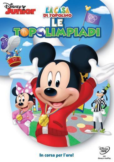 La Casa Di Topolino Le Topolimpiadi Dvd Mondadori Store