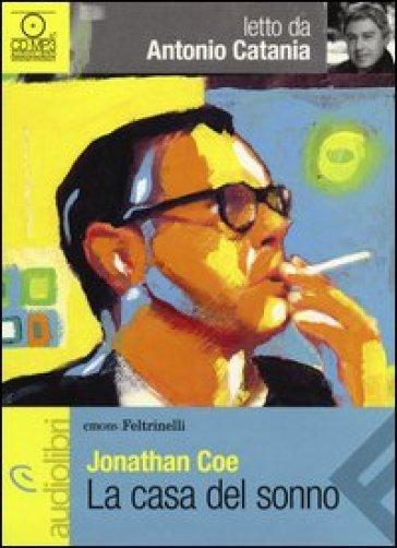 La casa del sonno letto da Antonio Catania. Audiolibro. CD Audio Formato MP3 - Jonathan Coe | Kritjur.org